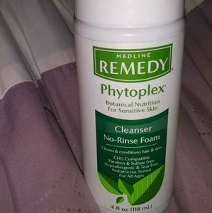 Cleanser for hair and skin
